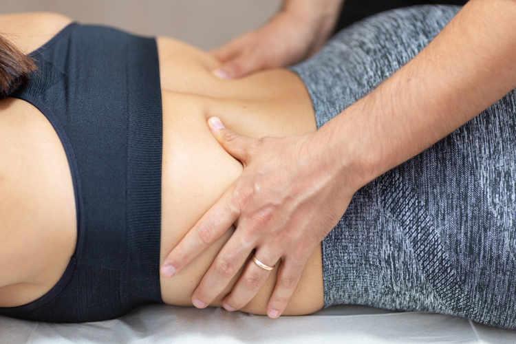 il mio studio di osteopatia